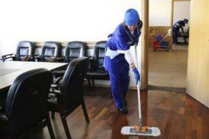 poetsen professionele schoonmaak kantoor bedrijf Pico Bello